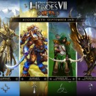 Might & Magic Heroes VII Closed Beta Giveaway