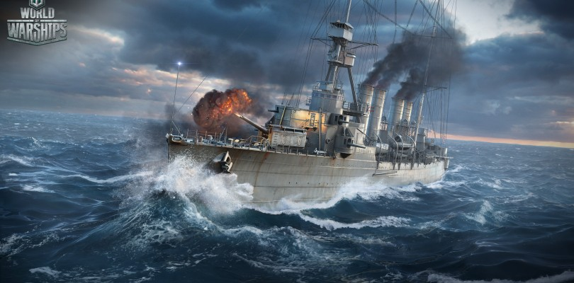 Exclusive War of Warships Items Up For Grabs