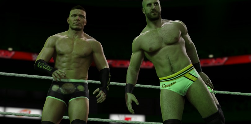18 New Wrestlers Added To WWE 2K16