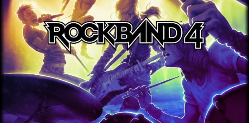 Rockband 4 Adds 17 New Songs To Its Setlist