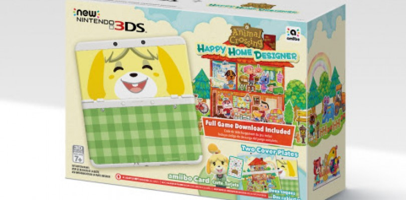 The non-XL New Nintendo 3DS has a North American Release Date