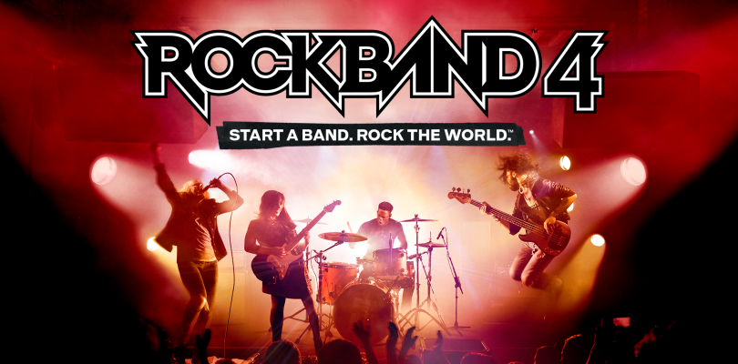 Turn That Dial To 11, It's New Rock Band 4 Information Time!