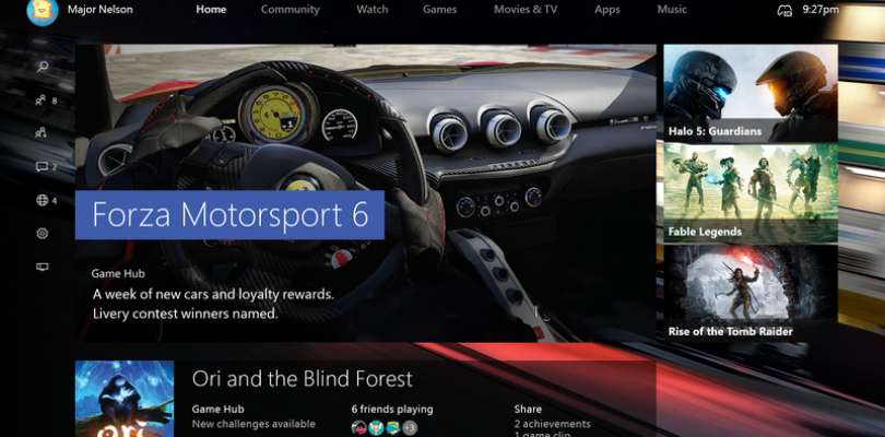 New Dashboard, Cortana Coming to Xbox One Preview Program Members in September