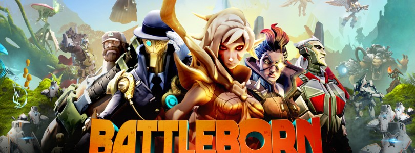 Gearbox Releases Battleborn Infographic Trailer