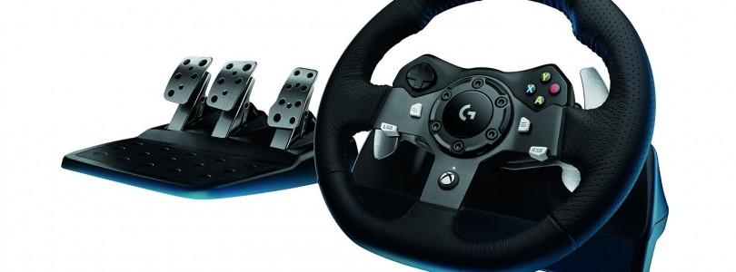Logitech G920 Steering Wheel Review