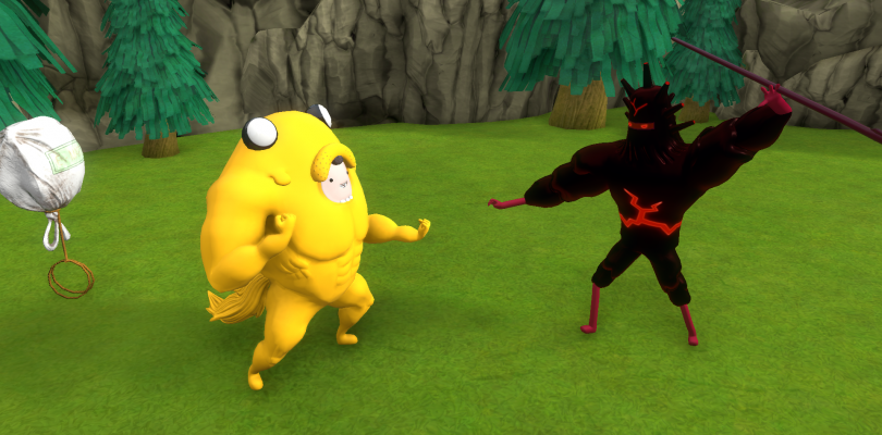 Come On and Grab Your Friends, It's Time For Adventure Time: Finn and Jake Investigations