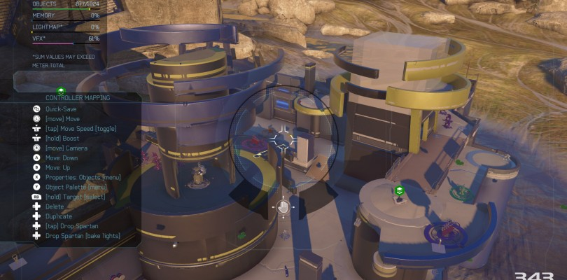 Major Improvements come to Halo 5: Guardians Forge Mode