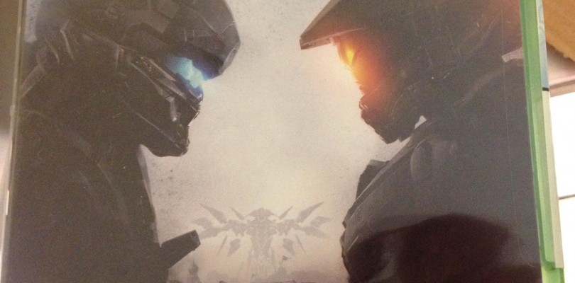 Retail Copies of Halo 5: Guardians Out in the Wild?