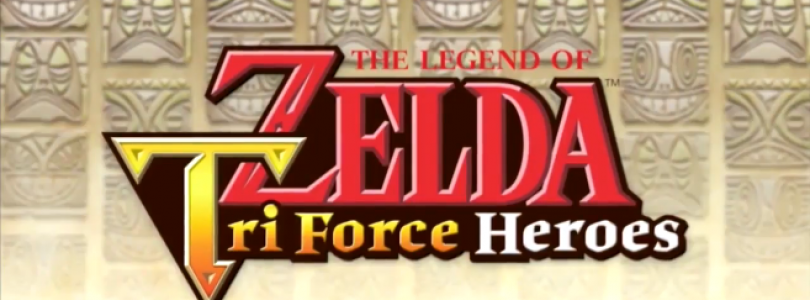 The Legend of Zelda: Tri-Force Heroes Review