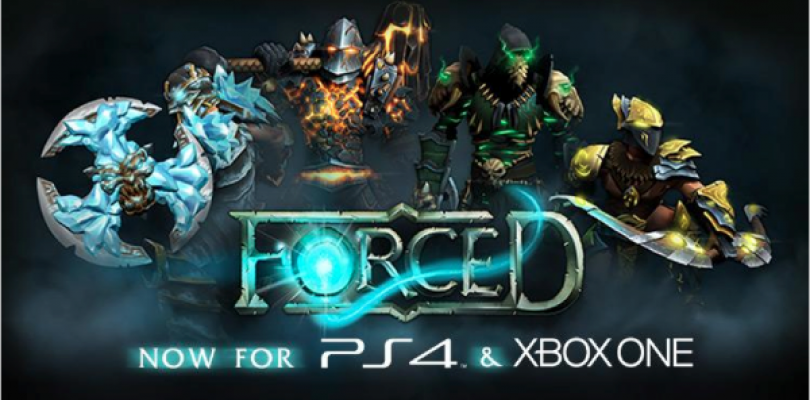 Indie Action RPG FORCED Released on PS4 and Xbox One