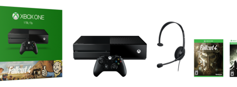Final Xbox One Bundle Announced, And It's A Big One!