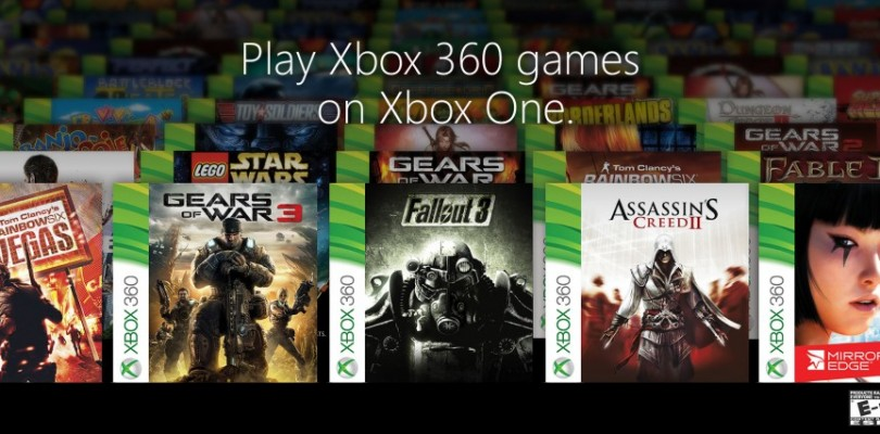 Full Xbox One Backwards Compatibility Launch List Announced