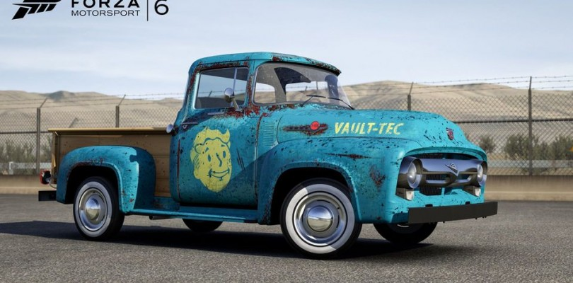 Fallout 4 vehicles coming to Forza 6