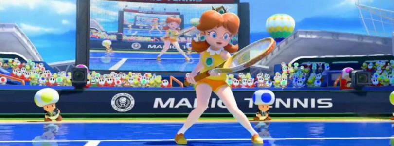 Mario Tennis: Ultra Smash Review