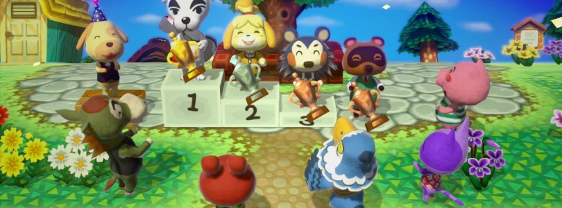 Animal Crossing: Amiibo Festival Review