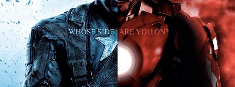 World Premiere of the First Captain America: Civil War Trailer
