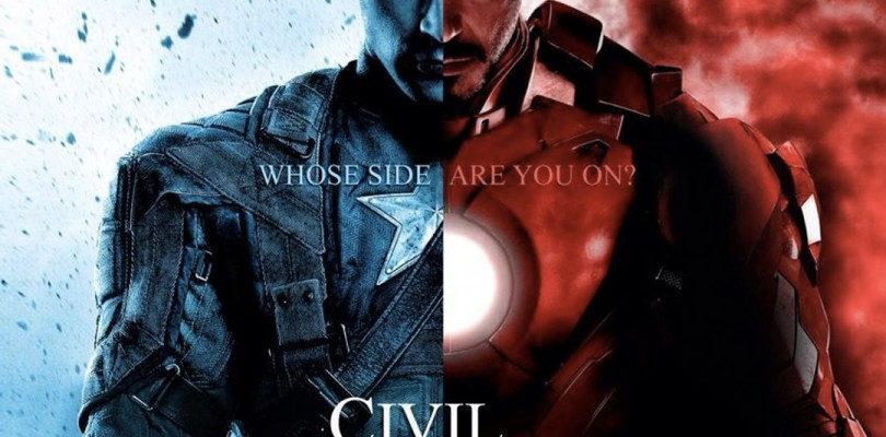 World Premiere of the First Captain America: Civil War Trailer