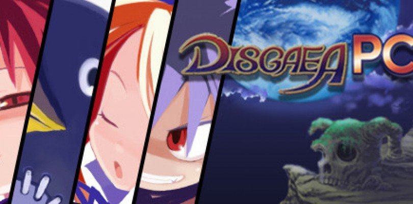 Disgaea Comes to Steam Early 2016
