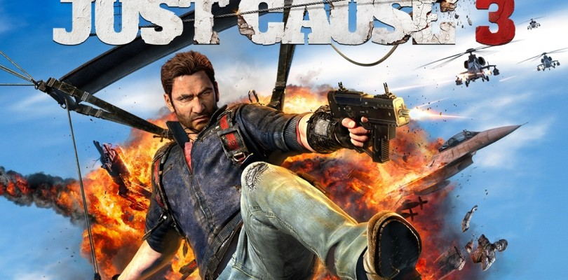 Just Cause Takes Down Sky Fortress With All New Goodies!