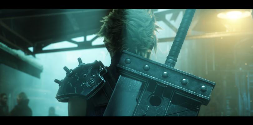 Final Fantasy 7 Remake gameplay footage revealed!