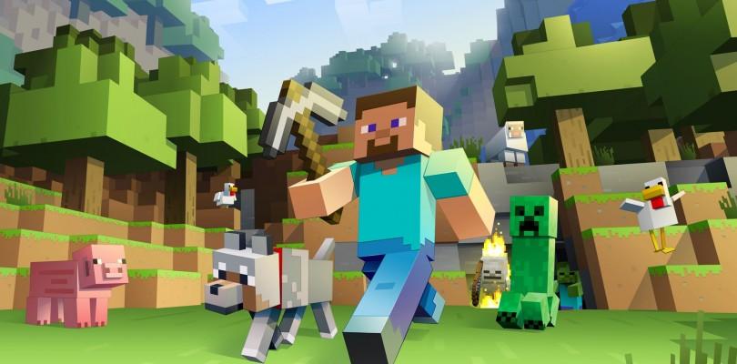 Minecraft heads to WiiU