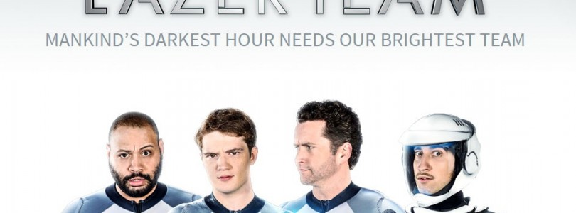 Internet Juggernaut Rooster Teeth Releases New Lazer Team Trailer
