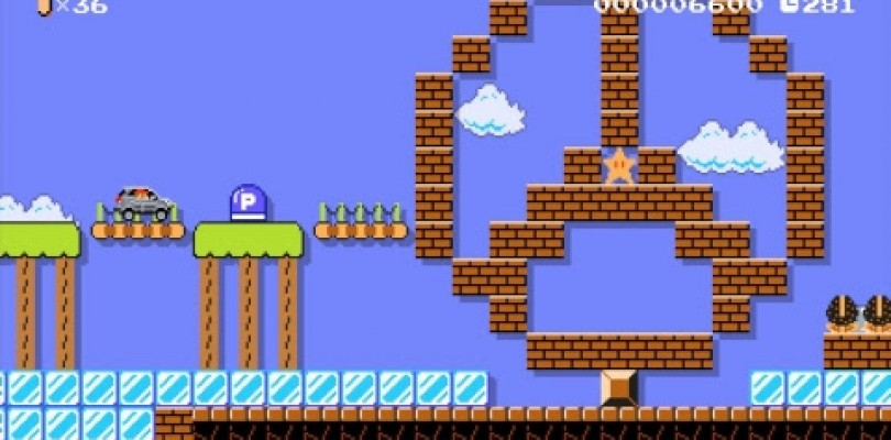 Nintendo Teams up with Mercedes-Benz to provide Free Content to Super Mario Maker