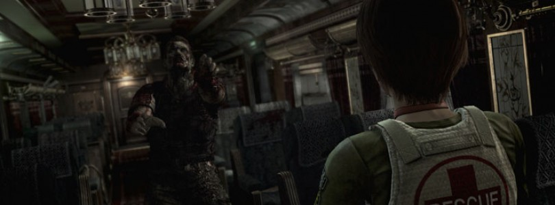 Resident Evil 0 HD Remastered