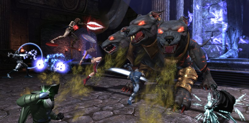 DC Universe Online Launches on Xbox One this Spring
