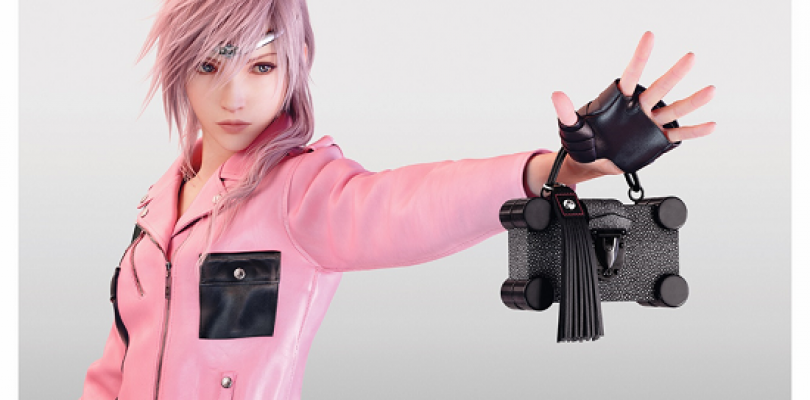 "Lightning Strikes Louis Vuitton's Latest ""Series 4"" Campaign"