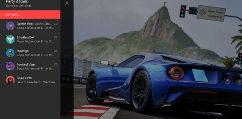 New Xbox One Preview Update Releases Today and Here Are the New Features!