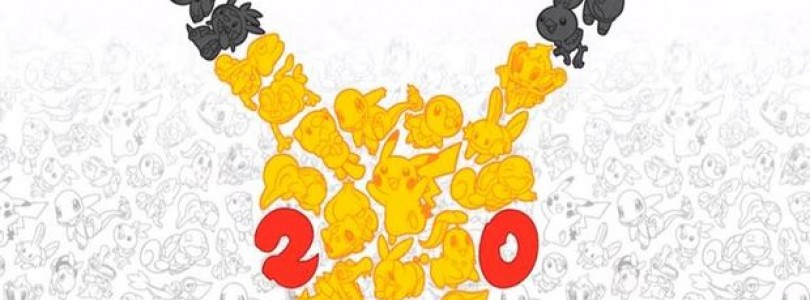 Pokemon's 20th Anniversary Draws to a Close