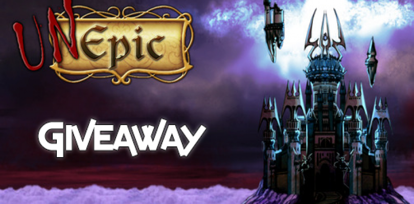 UnEpic Xbox One Code Giveaway