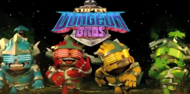 Time to Meet the Heroes of Super Dungeon Bros!