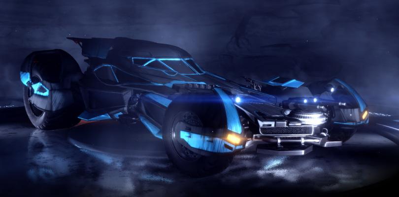 Holy DLC Batman! Rocket League Shows Off New Car
