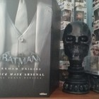 We're giving away a Batman Arkham Origins: Black Mask Arsenal Replica from Project Triforce