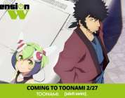 Dimension W Comes to Adult Swim's Toonami Starting February 27th!