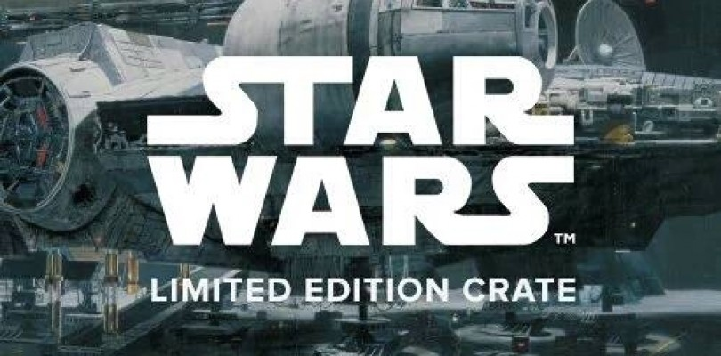 Loot Crate: Limited Edition Star Wars Crate Overview