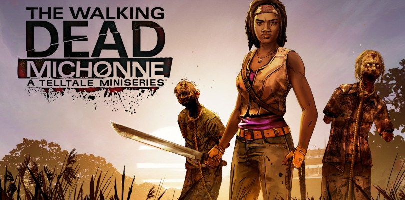 The Walking Dead: Michonne Extended Preview Revealed
