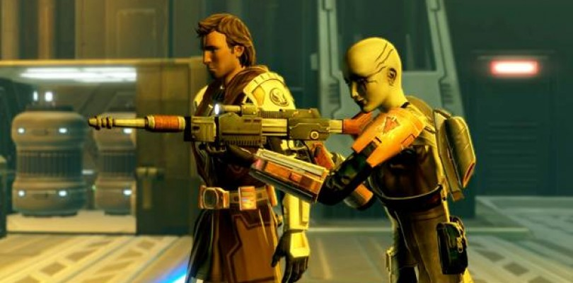 The Newest Story For Star Wars The Old Republic Is Here!