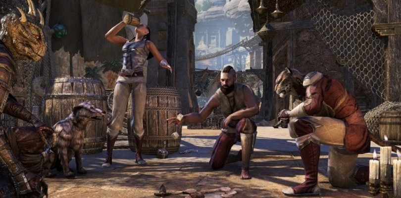 Steal with Friends! Thieves Guild DLC for ESO Available Now
