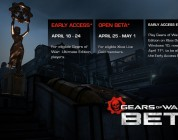Gears of War 4 Beta Begins April 18th on Xbox One