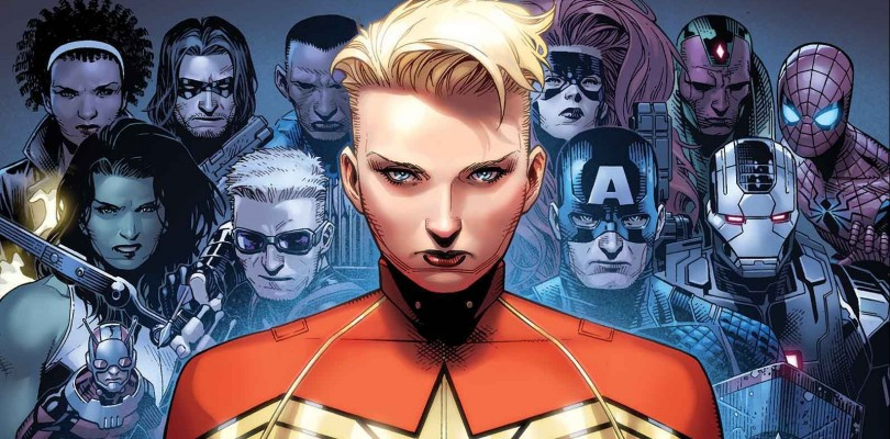 Marvel Universe is Getting a Second Civil War