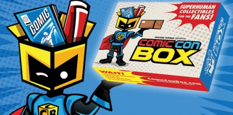ComicConBox to include Exclusive Variant Cover Comic