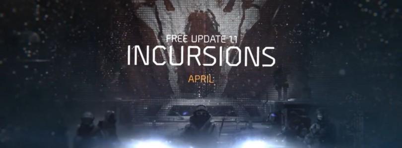 First Free Update Detailed for The Division, Brings Incursions and Loot Trading