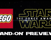 Hands-on: Lego Star Wars: The Force Awakens