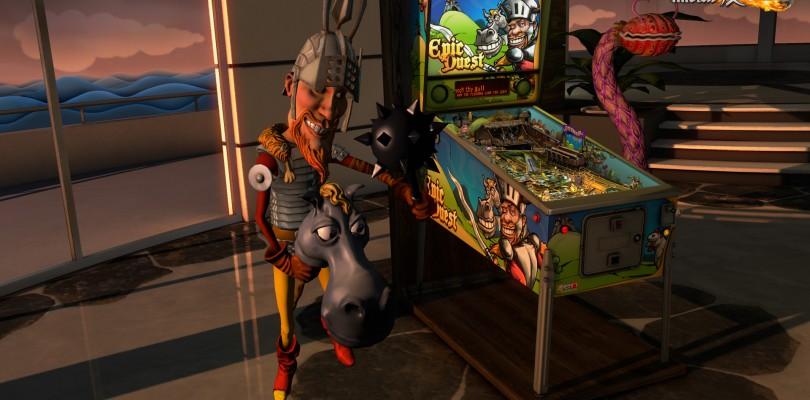 Zen Studios Announces Pinball FX 2 VR for Oculus