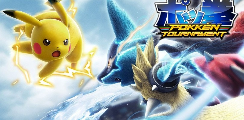 Pokkén Tournament Hands-On Preview