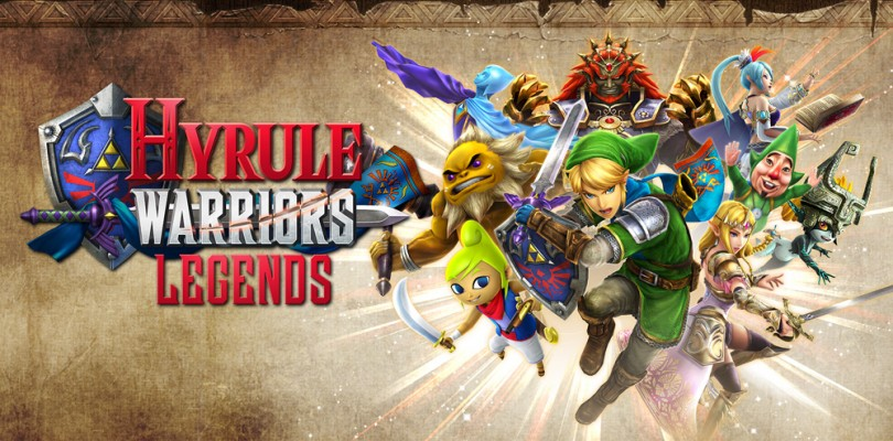 Hyrule Warriors Legends & Earthbound Highlight This Week's Digital Content for Nintendo