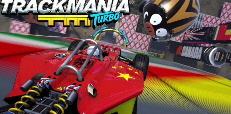 TrackMania Turbo Open Beta Starts this Friday